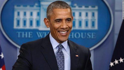 Tổng thống Obama lần cuối họp báo, dành lời khuyên cho Donald Trump - Ảnh 1