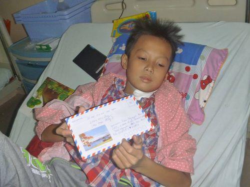 Đón tết lặng lẽ tại bệnh viện của bác sĩ và bệnh nhân - Ảnh 10