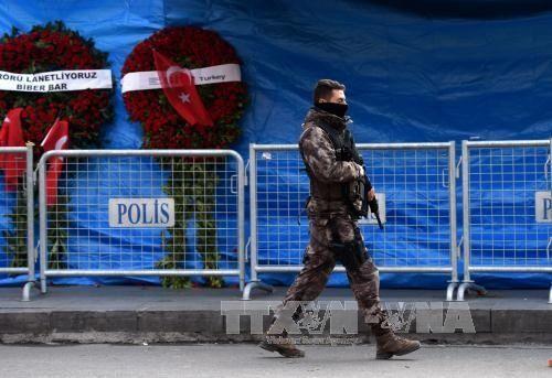 Vụ tấn công hộp đêm Thổ Nhĩ Kỳ: Đã xác định được quốc tịch thủ phạm - Ảnh 1