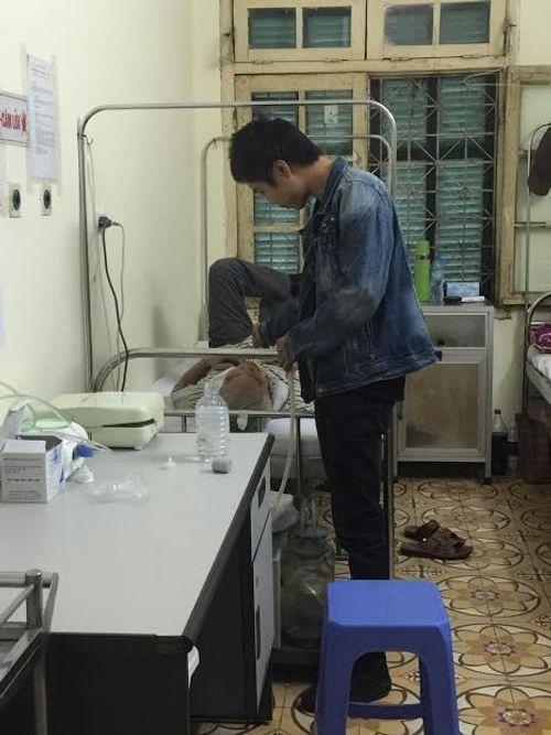 Các bệnh viện Hà Nội vắng vẻ vào ngày làm việc đầu năm - Ảnh 5