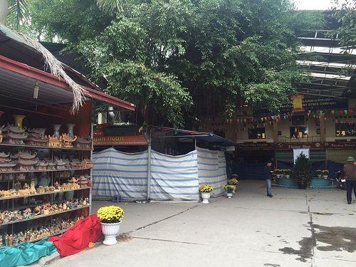 Ảnh: Hàng trăm tiểu thương chợ Gốm phản đối Hapro Bát Tràng đóng chợ - Ảnh 8