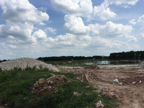 Chí Linh: Khai thác đất sét hàng chục năm không hoàn thổ vẫn xin mở rộng tận thu khoáng sản - Ảnh 2