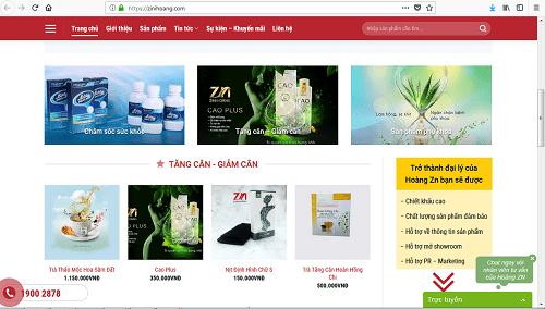 Công ty Hoàng ZN vẫn lưu hành nhiều sản phẩm chưa đăng ký công bố chất lượng? - Ảnh 4