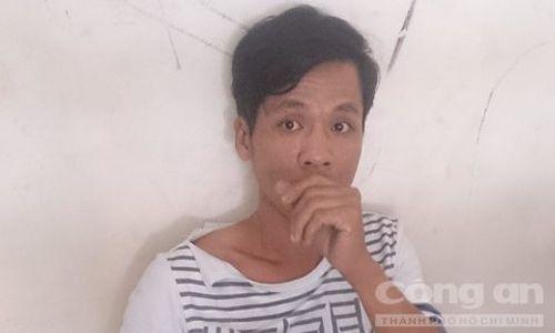 Đã bắt được tên cướp kéo lê cô gái trên đường phố Sài Gòn - Ảnh 1