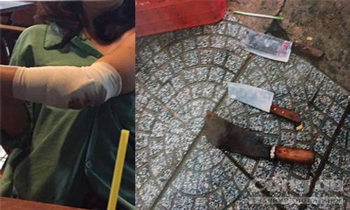Truy tìm nhóm thanh niên truy sát ba người bán rong ở Sài Gòn - Ảnh 1