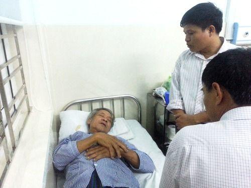 Thẩm phán cùng cán bộ phòng tài nguyên bị tố đánh người nhập viện - Ảnh 1