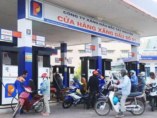 Tổng công ty dầu Việt Nam giảm giá xăng dầu - Ảnh 1