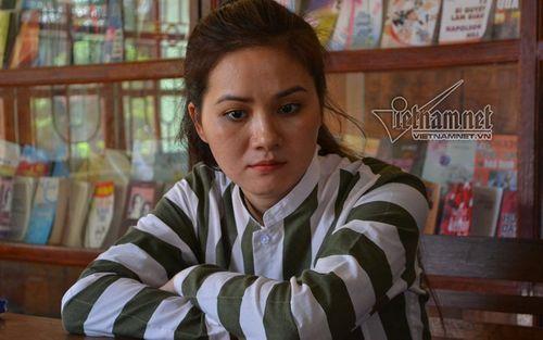 Nước mắt hot girl Hà thành sau cánh cửa trại giam - Ảnh 1