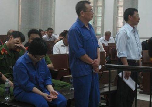 Bị can Châu Thị Thu Nga lại hầu tòa ở một vụ án liên quan - Ảnh 1