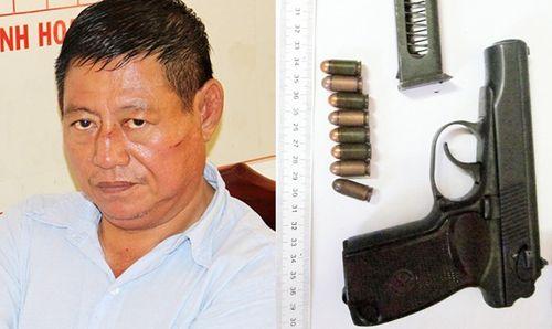 Trung tá Campuchia bắn chủ tiệm vàng là người nhiễm HIV - Ảnh 1