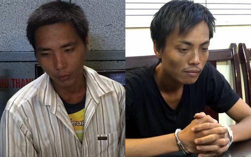 Hà Nội: Hai con nghiện đâm gục nữ sinh để cướp điện thoại - Ảnh 1