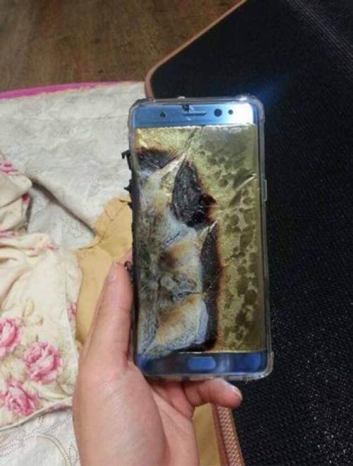 Note7 phát nổ: Samsung sẽ đối mặt nhiều vụ kiện ở tòa án? - Ảnh 2