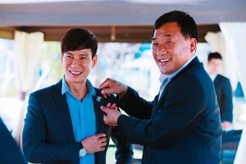 Lý Hải làm đồng đạo diễn trong phim hợp tác Việt Nam - Hàn Quốc - Ảnh 2