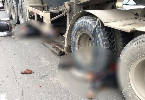 Tin tai nạn giao thông mới nhất ngày 2/1/2018 - Ảnh 1