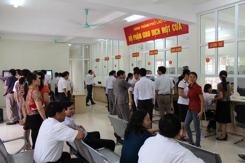 Lào Cai: Cắt giảm 30% thời gian giải quyết đối với 477 thủ tục hành chính - Ảnh 1