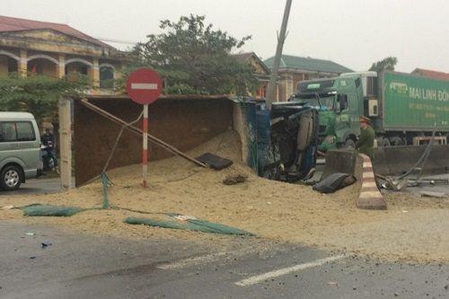 Tin tai nạn giao thông mới nhất ngày 14/1/2018 - Ảnh 1