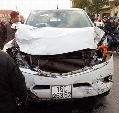 Tin tai nạn giao thông mới nhất ngày 15/1/2018 - Ảnh 1