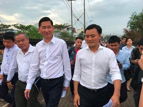 """Vụ sập cầu Long Kiển: TP.HCM ra """"tối hậu thư"""" sửa cầu trong 10 ngày - Ảnh 1"""