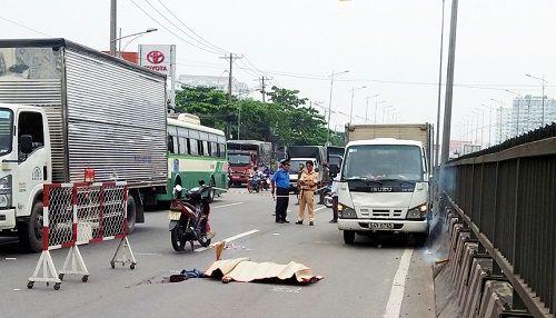 Tin tai nạn giao thông mới nhất ngày 23/1/2018 - Ảnh 1