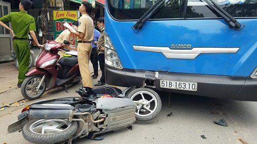 Tin tai nạn giao thông mới nhất ngày 23/1/2018 - Ảnh 2
