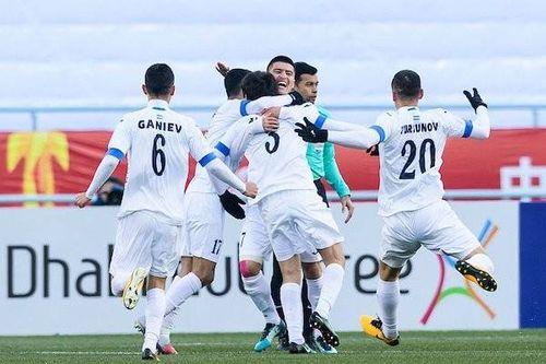 U23 Uzbekistan tràn đầy tự tin bước vào trận chung kết với U23 Việt Nam - Ảnh 1