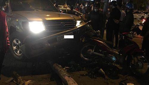 Tin tai nạn giao thông mới nhất ngày 25/1/2018 - Ảnh 1