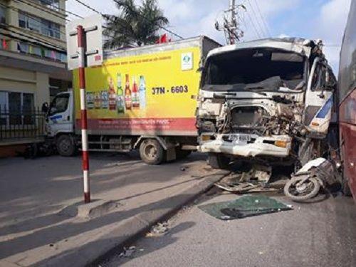 Tin tai nạn giao thông mới nhất ngày 26/1/2018 - Ảnh 1
