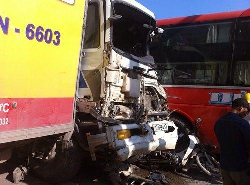Tin tai nạn giao thông mới nhất ngày 26/1/2018 - Ảnh 2