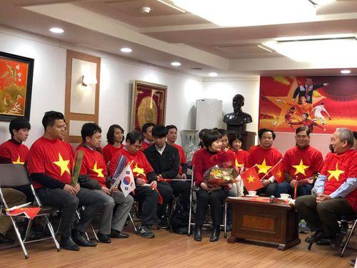 Vợ HLV Park Hang Seo: Thành tích của U23 có sự đóng góp, cổ vũ của người dân Việt Nam - Ảnh 1
