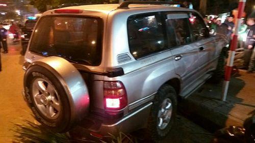 """Vụ ôtô """"điên"""" gây tai nạn liên hoàn: Tạm giữ hình sự tài xế  - Ảnh 1"""