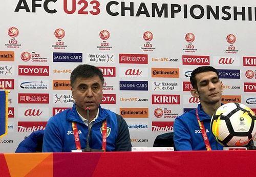 """HLV U23 Uzbekistan: """"Sẽ chơi với tất cả khả năng để giành chiến thắng"""" - Ảnh 1"""