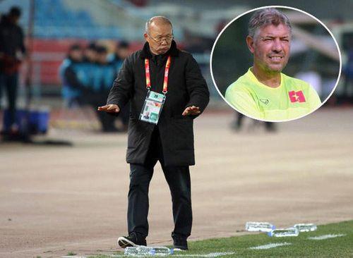 GĐKT Jurgen Gede là con bài chiến lược của HLV Park Hang Seo - Ảnh 1