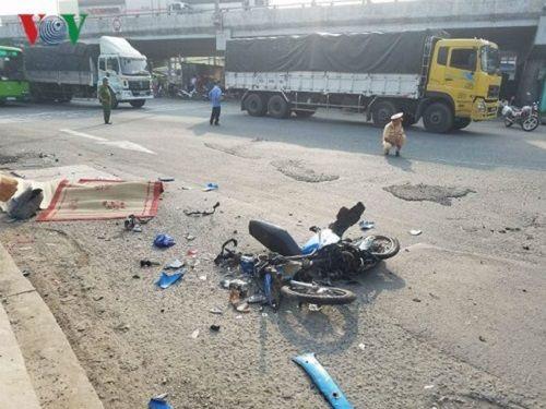 Tin tai nạn giao thông mới nhất ngày 27/1/2018 - Ảnh 2