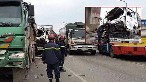 Tin tai nạn giao thông mới nhất ngày 30/1/2018 - Ảnh 1