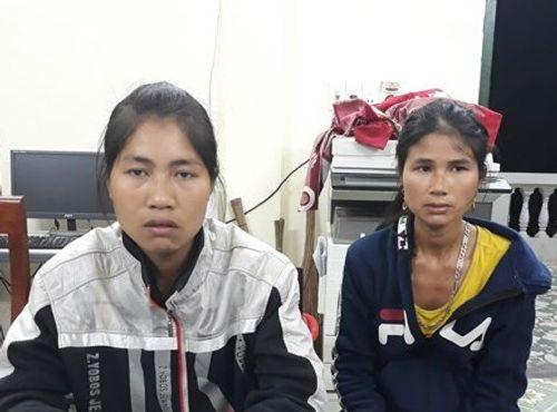 """Hai """"nữ quái"""" lừa bán trẻ em sang Trung Quốc sa lưới sau 3 năm - Ảnh 1"""