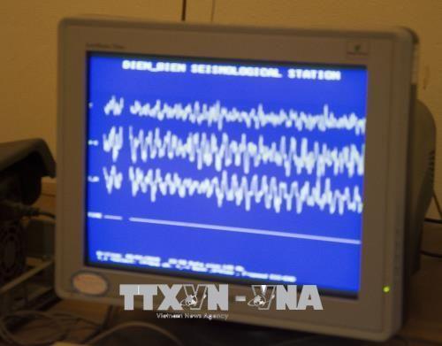 Điện Biên lại xảy ra động đất 4,3 độ richter - Ảnh 1