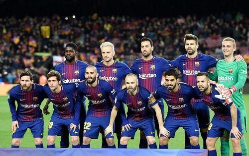 Clip: Suarez tỏa sáng, Barcelona đánh bại Valencia 1-0 - Ảnh 1