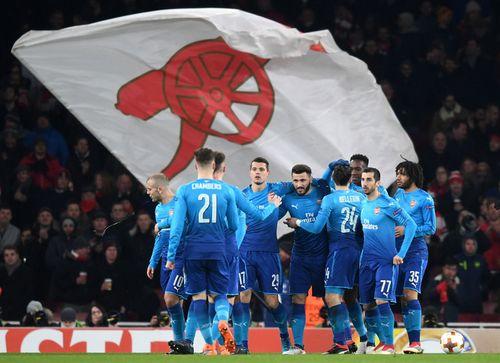 Video bàn thắng Arsenal 1-2 Oestersunds tại Europa League - Ảnh 2