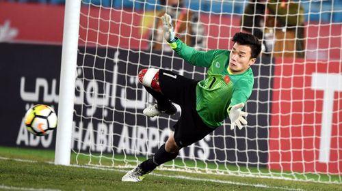 Việt Nam có thủ môn lọt vào top 3 Đông Nam Á - Ảnh 1
