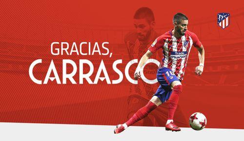 Hai ngôi sao rời Atletico Madrid gia nhập Giải ngoại hạng Trung Quốc - Ảnh 1