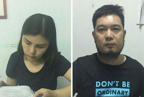 Cặp vợ chồng người Trung Quốc trốn truy nã sang Việt Nam thì bị bắt - Ảnh 1