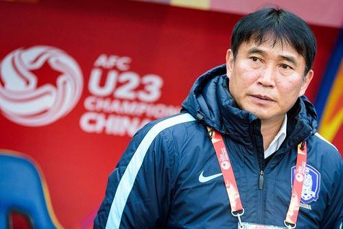 HLV U23 Hàn Quốc chính thức bị sa thải - Ảnh 1