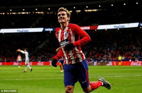 """Griezmann """"nã pháo"""" lưới Leganes, Atletico thách thức Barca - Ảnh 3"""