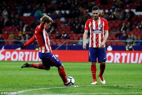 """Griezmann """"nã pháo"""" lưới Leganes, Atletico thách thức Barca - Ảnh 2"""