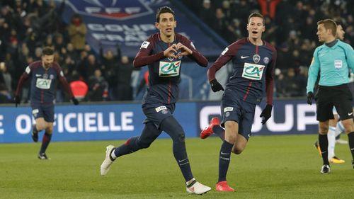 Di Maria tỏa sáng, PSG vào bán kết cúp quốc gia Pháp - Ảnh 1