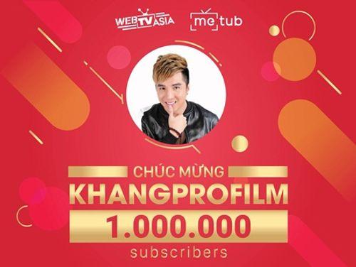 """""""Ông vua Youtube Việt"""" Lâm Chấn Khang là ca sỹ thứ 2 sau Sơn Tùng đạt nút vàng danh giá - Ảnh 1"""