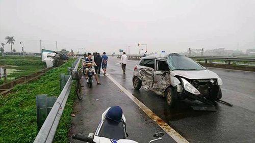 Tin tức tai nạn giao thông mới nhất ngày 20/3/2018 - Ảnh 1