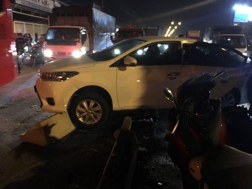 Tin tức tai nạn giao thông ngày 25/3/2018 - Ảnh 1