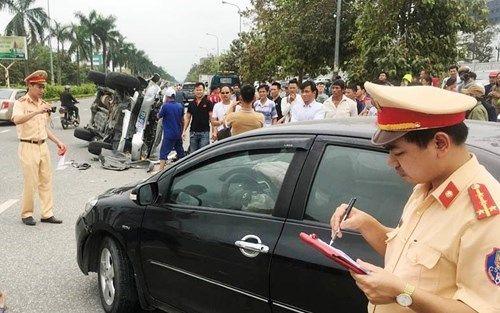 Tin tức tai nạn giao thông mới nhất ngày 31/3/2018 - Ảnh 2