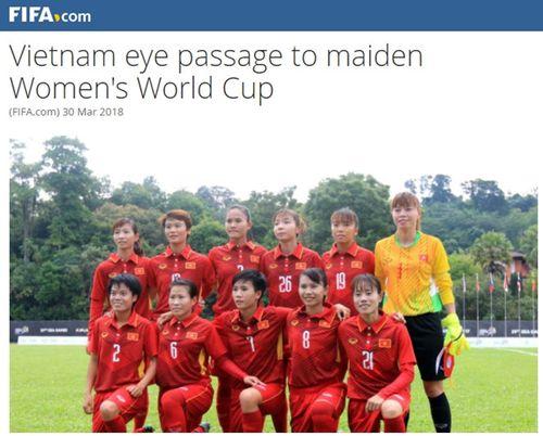 Bóng đá Việt Nam hướng tới hat-trick dự World Cup - Ảnh 1